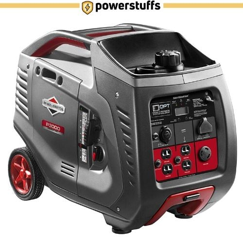 Briggs & Stratton 30545 P3000 Power Smart Portable Generator