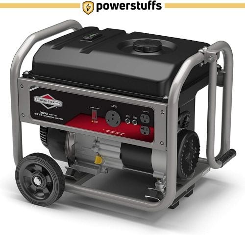 Briggs & Stratton 30676 Gas Powered Portable Generator