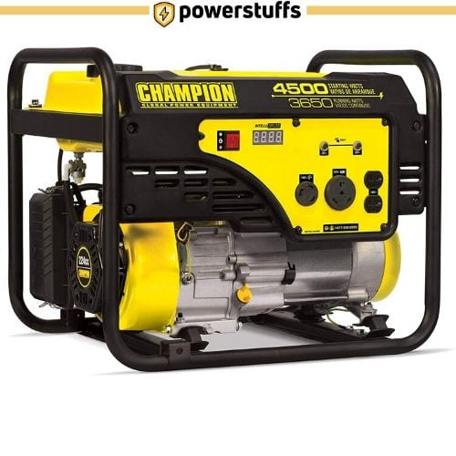 Champion 3650-Watt Portable Generator