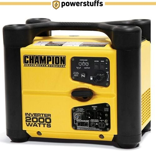 Champion 2000 Watt Stackable Portable Inverter Generator