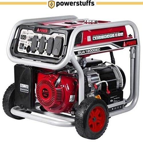 A-iPower SUA12000E 12000 Watt Electric Start Generator