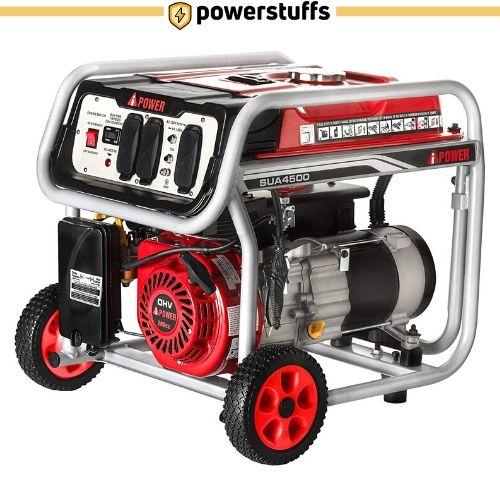 A-iPower SUA4500 4500 Watt Generator