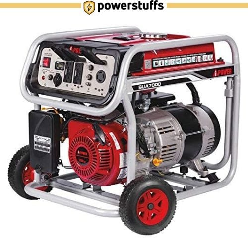 A-iPower SUA7000 Gas Powered Generator