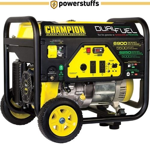 Champion 4000-Watt Inverter Generator