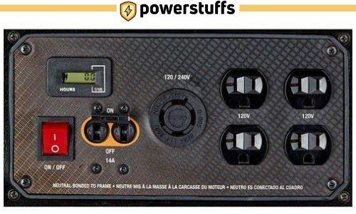 Generac GP3300 Outlet Reviews