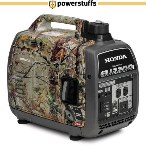 Honda EU2200i 2200-Watt Portable Inverter Generator