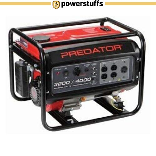 Predator 4000 Watt Generator Review