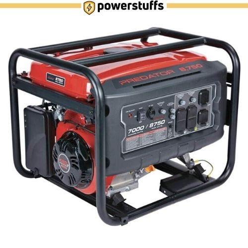 Predator 8750 Watt Generator Reviews