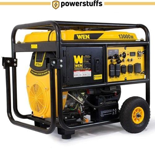 Wen 5613 13000 Watt Portable Generator