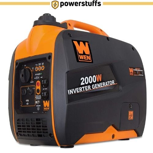 WEN 2000-Watt Portable Inverter Generator