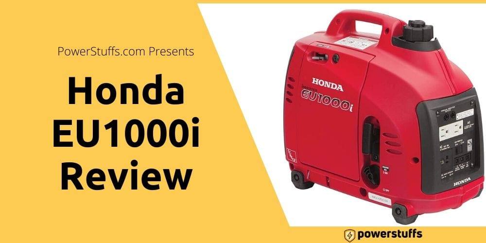Honda EU1000i Review