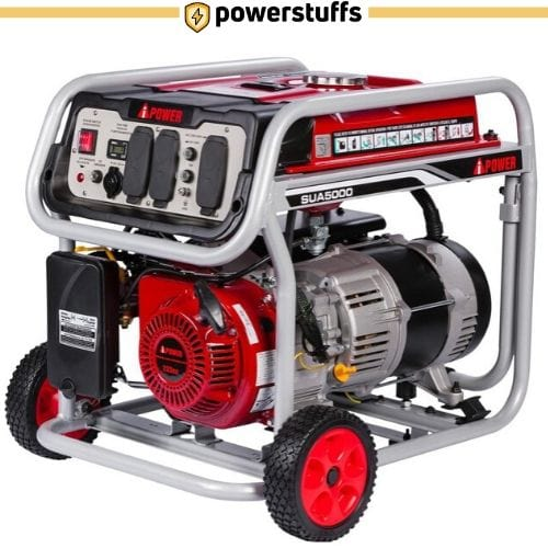 JEGS 86065 Portable Generator