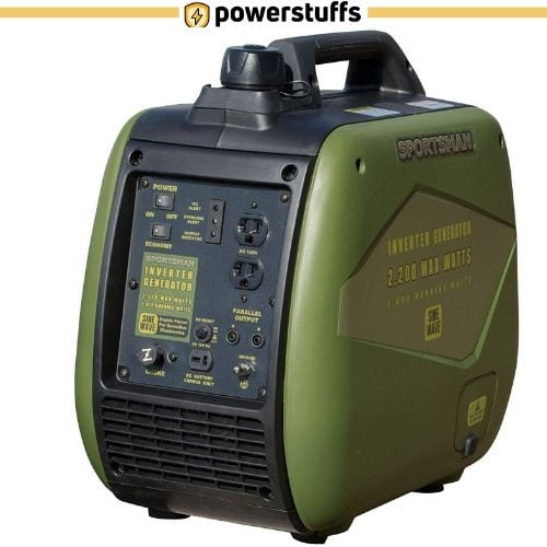 Sportsman 2200-Watt Inverter Generator with Parallel Capability