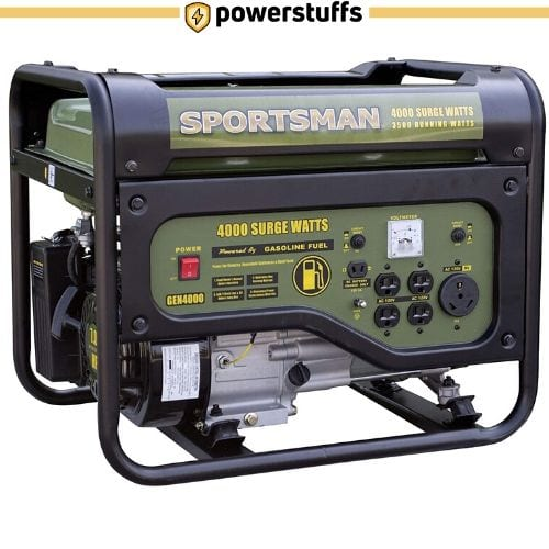 Sportsman GEN4000C Gas Powered Portable Generator