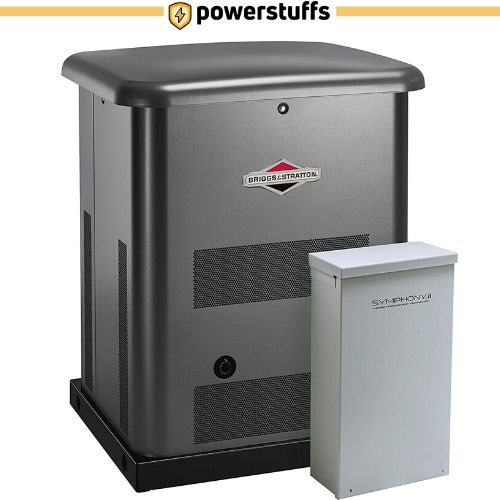Briggs & Stratton 10000 watt Generator For Home