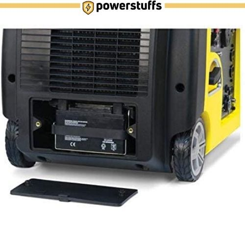 Champion 3100-Watt Inverter Generator DC Battery Review