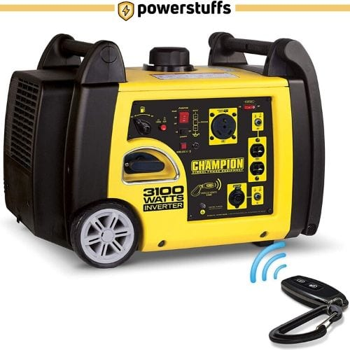 Champion 3100-Watt Inverter Generator Review