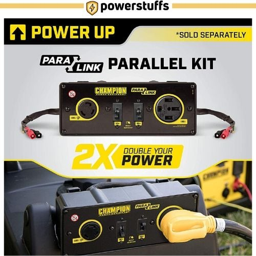Champion 3400-Watt Generator Parallel Kit Review