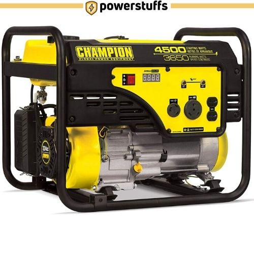 Champion 3650-Watt RV Ready Portable Generator Review
