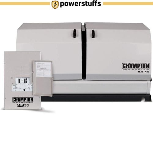 Champion 8.5-kW Home Standby Generator