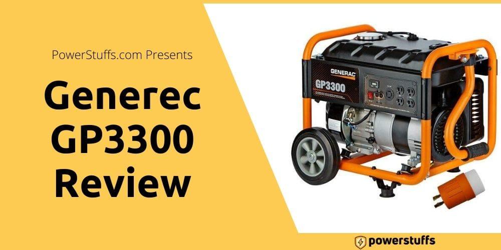 Generac 3300 Reviews