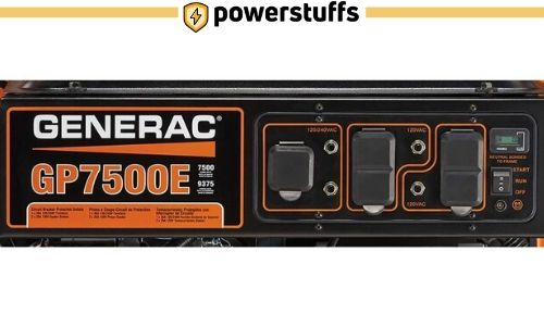 Generac GP7500E Outlet Reviews