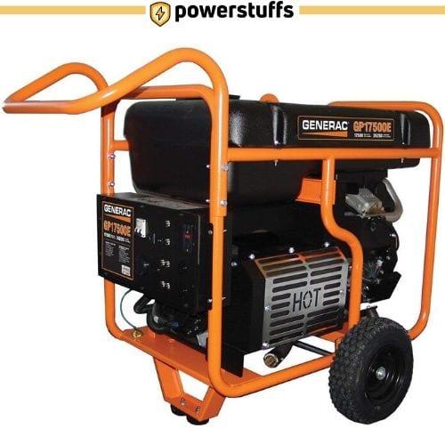 Generac GP17500E Portable Generator