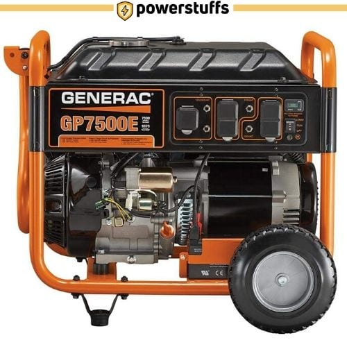 Generac GP7500E Generator Reviews