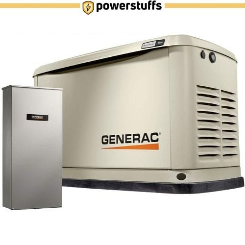 Generac Guardian 7030 Optimus Generator
