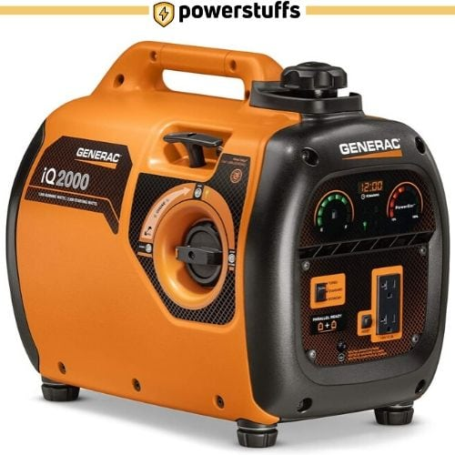 Generac 6866 iQ2000 Super Quiet Inverter Generator
