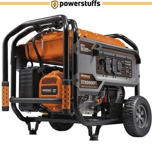 Generac XT8000EFI Reviews