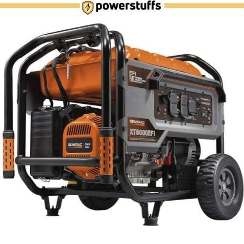 Generac 7162 Portable Generator