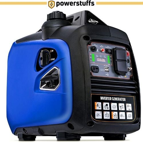 Hike Crew 2250 Watt Portable Inverter Generator