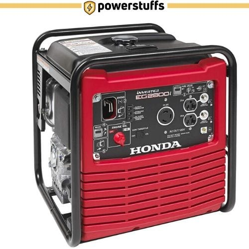 Honda EG2800i Portable Inverter Generator Review