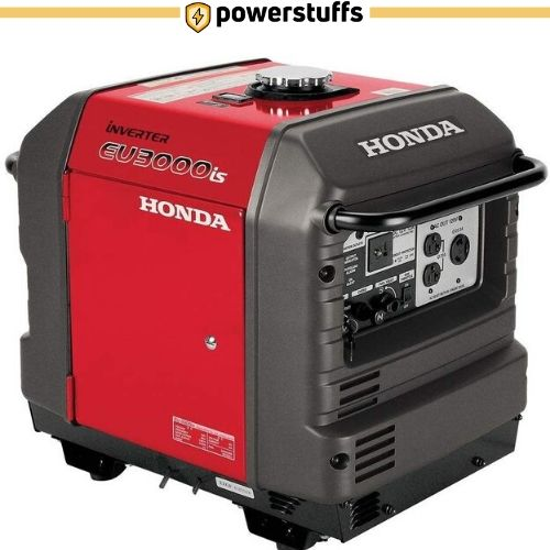 Honda EU3000i Super Quiet Portable Generator