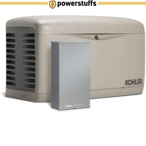 Kohler 20000 Watt Air-Cooled Standby Generator