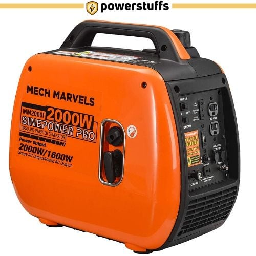 Mech Marvels MM2000i Portable Inverter
