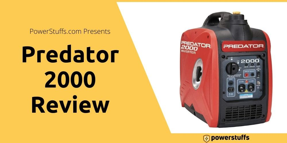 Predator 2000 Generator Reviews