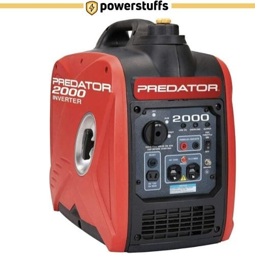 Predator 2000 Watt Super Quiet Generator Review