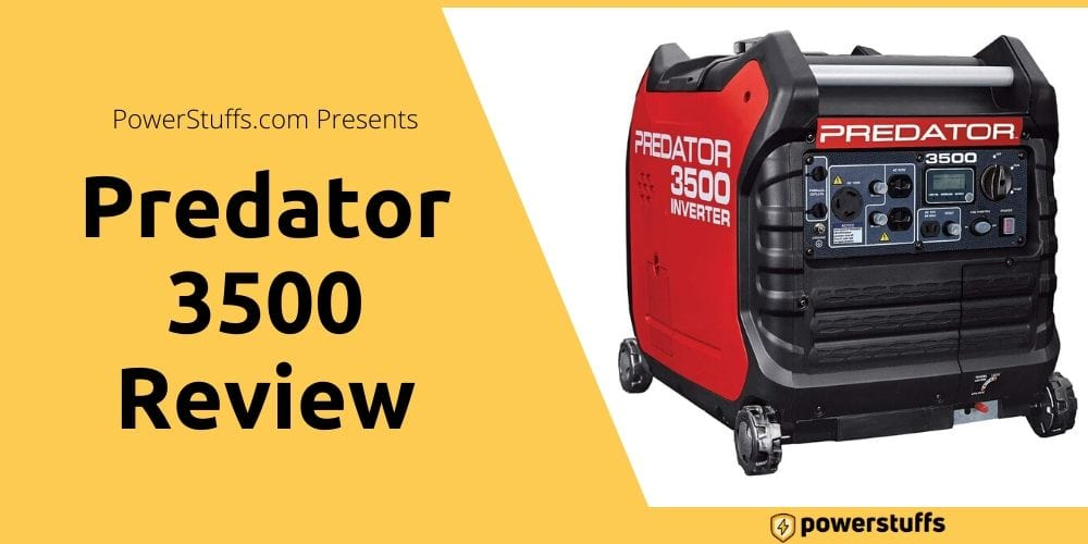 Predator 3500 Generator Review