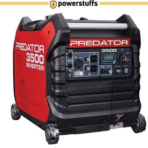 Predator 3500 Watt Super Quiet Inverter Generator Review