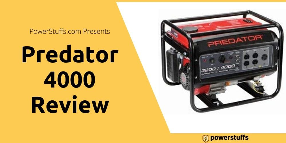 Predator 4000 Generator Review
