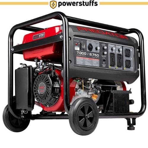 Predator 8750 Watt Generator Engine Reviews