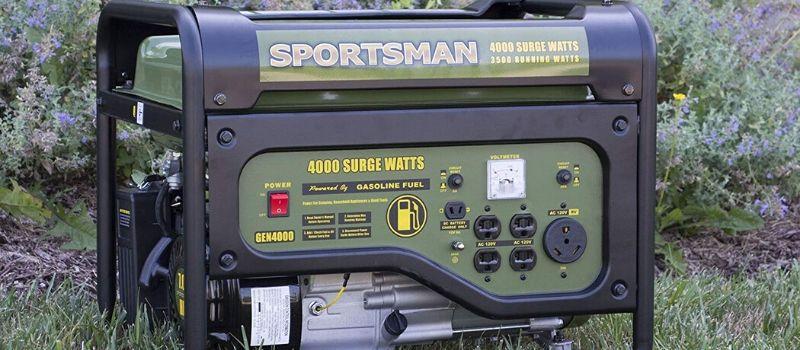 Sportsman Generator Reviews