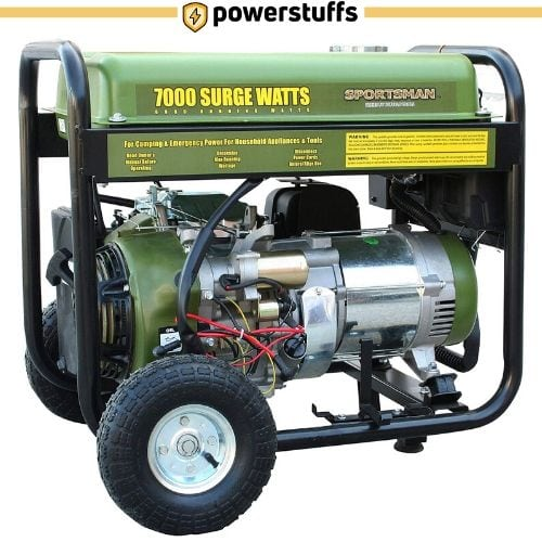 Sportsman GEN7000 Gas Powered Portable Generator
