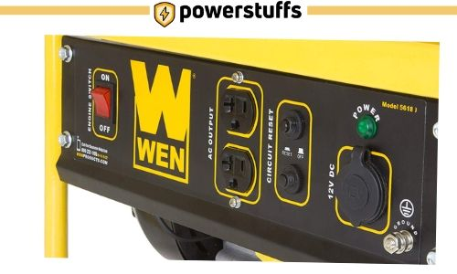 WEN 1800-Watt Portable Generator Outlet Review