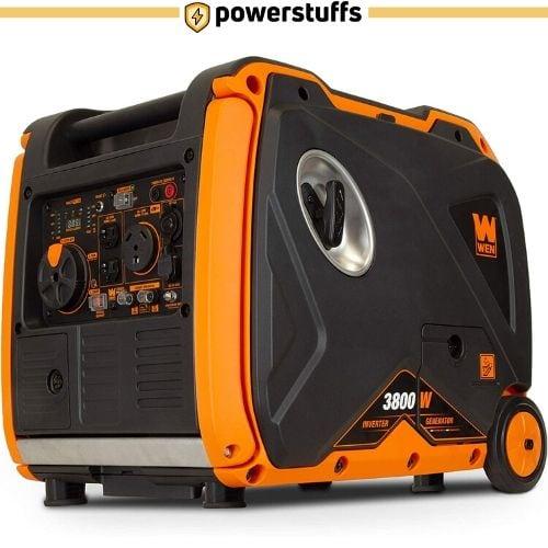 WEN 56380i Portable Inverter Generator