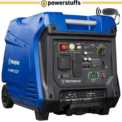 Westinghouse IGen 4500 Super-Quiet Portable Generator