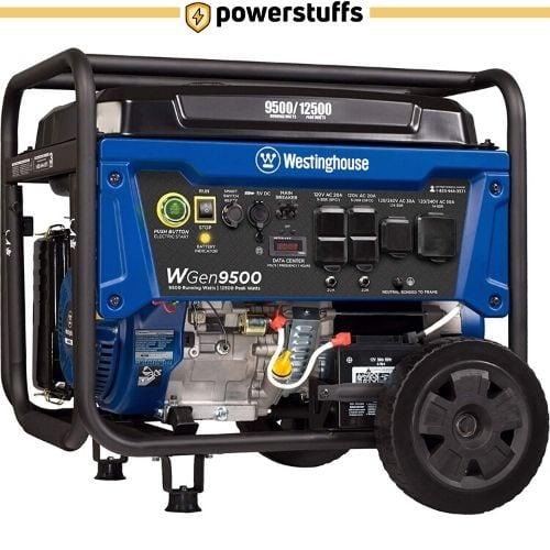 Westinghouse WGen9500 Heavy-Duty Portable Generator