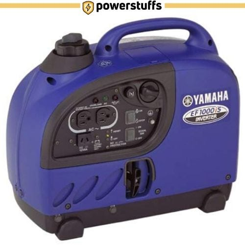 Yamaha EF1000iS Gas Powered Portable Inverter